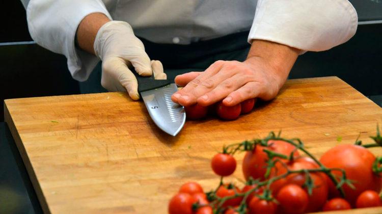 Cuchillos profesionales para chef
